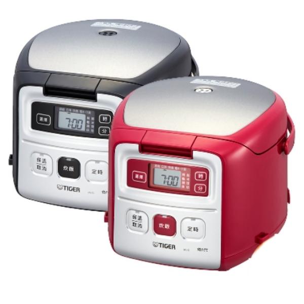 虎牌3人份-TACOOK電子鍋紅色JAI-G55R-RK