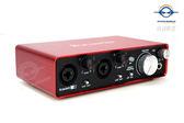 【音響世界】英國Focusrite scarlett 2i2 G2第2代Studio錄音界面》全新進化版