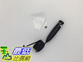 適用Waterpik 黑色水管 含墊片 適用好市多,oralcare waterpik電動沖牙機零件 ,WP 662  wp-672  把手水管