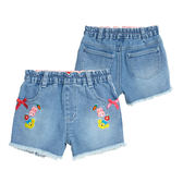 WHY AND 1/2 mini 牛仔短褲 1Y~4Y