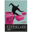 PAPERLINE 120  A4 淺藍 80P 影印紙 (500張入/包)