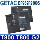 神基 GETAC BP2S2P2100S . 電池 441122100002 GETAC T800 T800 G2
