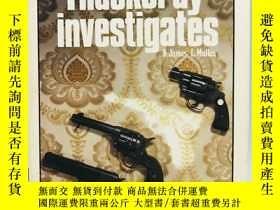 二手書博民逛書店Inspector罕見Thackeray Investigate