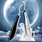 沖牙機 牙結石去除器洗牙齒污垢除牙石超聲波洗牙器清潔神器家用工具儀器【快速出貨八折搶購】