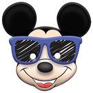 迪士尼 裝扮 面具1入-米奇很忙