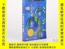 二手書博民逛書店A罕見Wrinkle in Time: 50th Anniver