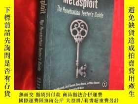 二手書博民逛書店Metasploit:罕見The Penetration Tester s Guide (16開 ) 【詳見圖】奇