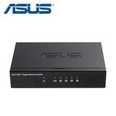 【ASUS 華碩】GX-U1051  GIGABIT 5埠交換器