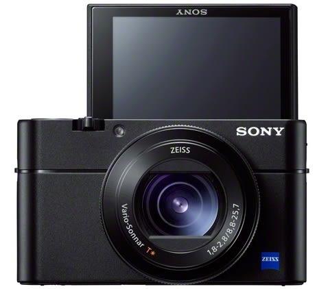Sony DSC-RX100V RX100M5A 公司貨 ★108/11/3前贈原電充電組(共兩顆)+32G高速卡+座充+保護貼+吹球清潔組