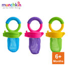 munchkin滿趣健-新鮮食物咬咬樂(顏色隨機出貨)