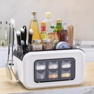 筷籠 廚房調味料置物架刀具架筷子筒多功能調料盒調味品儲物收納架套裝