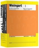我的字體排印學之路:字體排印新浪潮之父沃夫岡‧魏因加特【城邦讀書花園】