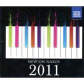 【正版全新CD清倉  4.5折】AXOS 2011全新目錄+新片快遞CD/NEW ON NAXOS 2011