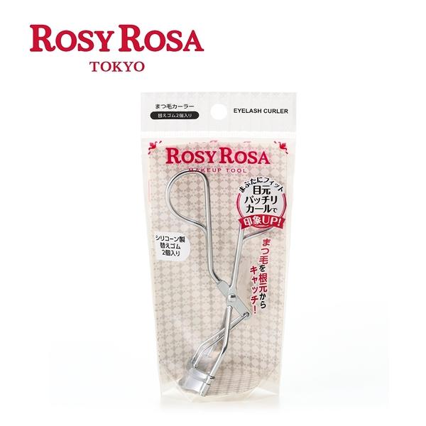 ROSY ROSA 簡約風睫毛夾 (附膠條) 1入  ◇iKIREI