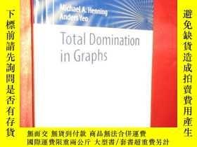 二手書博民逛書店Total罕見Domination in Graphs (硬精裝