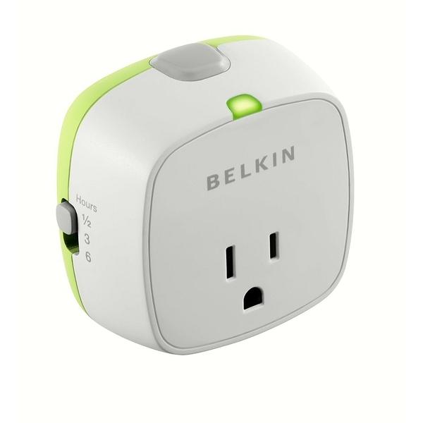 ::bonJOIE:: 美國貝爾金 Belkin Conserve Socket 智慧型三段定時單孔插座 (三段 定時 單孔 插座)