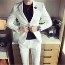 找到自己品牌 韓國男 西裝外套穿搭 兩件式套裝 成套西裝 西裝修身 外套+褲子