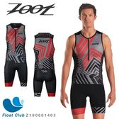 【ZOOT】 CALI 男款超低水阻全拉鐵人連身衣 Z180601403