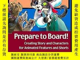 二手書博民逛書店Prepare罕見to Board! Creating Stor