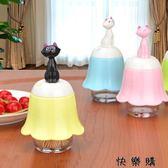 家用客廳餐桌塑料牙簽筒便攜家居牙簽瓶