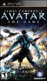 PSP James Cameron s Avatar: The Game 阿凡達(美版代購)