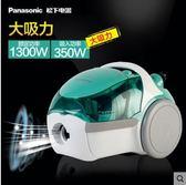 吸塵器家用臥式多功能大功率低噪音除蟎儀可水洗塵盒igo 220v 綠光森林