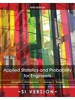 二手書博民逛書店《Applied Statistics and Probability for Engineers》 R2Y ISBN:0470505788