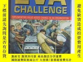 二手書博民逛書店THE罕見EVA CHALLENGE【精裝】Y10602