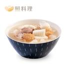 【照料理】媽煮湯-猴菇百合山藥雞湯 (猴頭菇雞湯)