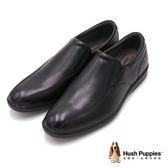 Hush Puppies Onchu LEDGER 雙線型紳士休閒 男皮鞋-黑(另有咖)