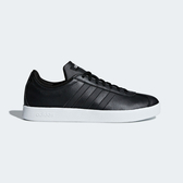 Adidas VL Court 2.0 [B42315] 女鞋 運動 休閒 慢跑 滑板 穿搭 舒適 愛迪達 基本款 黑銀
