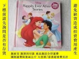二手書博民逛書店Happily罕見Ever After Stories (Dis