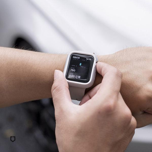 犀牛盾 Apple Watch Series4 (44mm) Crashguard NX防摔邊框保護殼