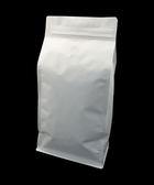 東尚咖啡袋USW1000PZ V 1kg 牛皮紙口袋拉鍊平底袋Box Pouch Pock