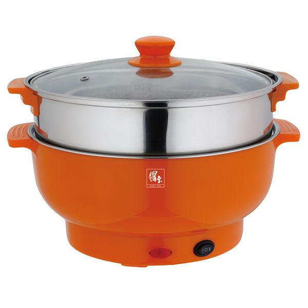 【艾來家電】【分期0利率+免運】鍋寶 1.8L多功能料理鍋 EC-180