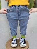 牛仔褲童裝男童褲子春秋款韓版寶寶春裝洋氣小童薄款兒童牛仔褲男春款潮 新品