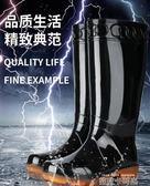 成人雨鞋男中筒水鞋女高筒雨靴防水女短筒膠鞋長筒廚房工作鞋勞保 依凡卡時尚