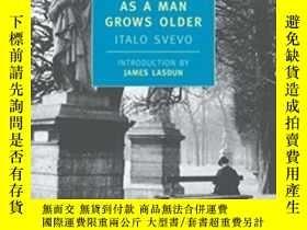 二手書博民逛書店As罕見A Man Grows Older (new York Review Books Classics)Y