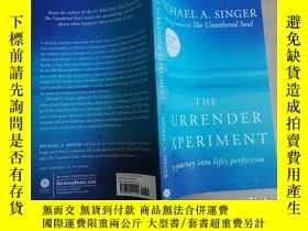 二手書博民逛書店The罕見Surrender Experiment:My Jou