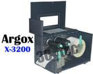立象 Argox X-3200 工業型條碼機 標籤機 貼紙機 吊牌機(熱感式&熱轉式 兩用)