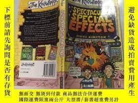 二手書博民逛書店Spectacular罕見Special Effects Diana Kimpton 壯觀的特效 戴安娜 金普頓奇