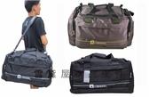 ~雪黛屋~CONFIDENCE 旅行袋大容量台灣製造防水尼龍布U型大開口方便取放大型品ACB8551