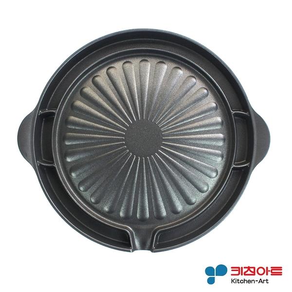 【韓國Kitchen Art 】元祖夯肉不沾烤盤