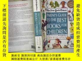 二手書博民逛書店The罕見New York Times Parent s Gui