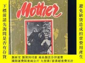 二手書博民逛書店Maxim罕見Gorky Mother 高爾基的母親Y25669