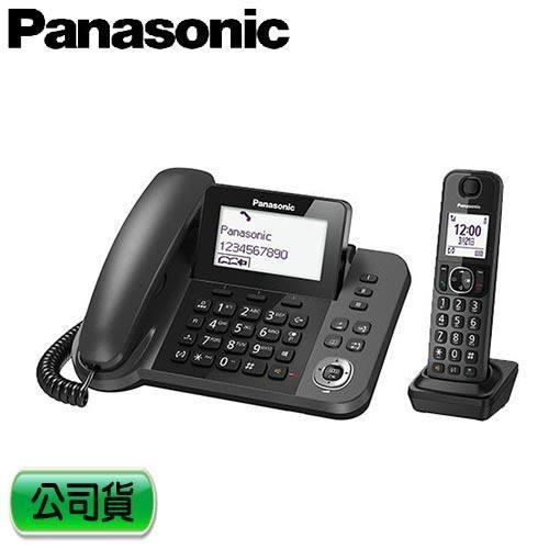 Panasonic 國際牌 中文數位子母機KX-TGF310TWM