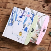 叮咚兔三位數字密碼鎖日記本中小學生多功能鎖本加厚男孩女孩卡通帶鎖筆記本  新年禮物