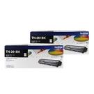 【兩支組合】BROTHER TN-261 BK 黑色原廠碳粉匣 適用MFC-9330CDW HL-3170CDW