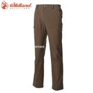 WildLand荒野 0A62316男彈性輕薄防風防潑長褲(M~2L) / 城市綠洲 (保暖褲、防風防潑水、雙向彈性)