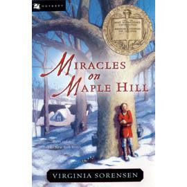 【紐伯瑞金牌獎】MIRACLES ON MAPLE HILL